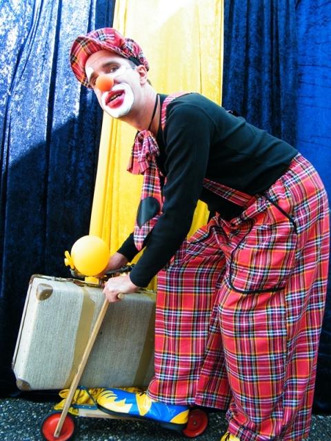 clown seppelino josef stier mobiles kindertheater. Black Bedroom Furniture Sets. Home Design Ideas